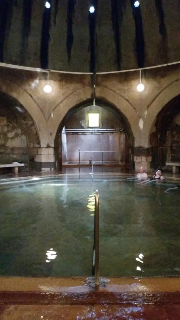 Budapest Kiraly Medicinal Bath