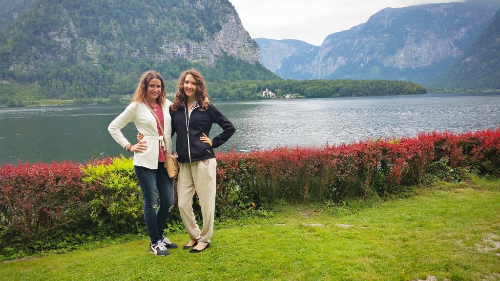 Shanna Natalie Hallstatt Lake