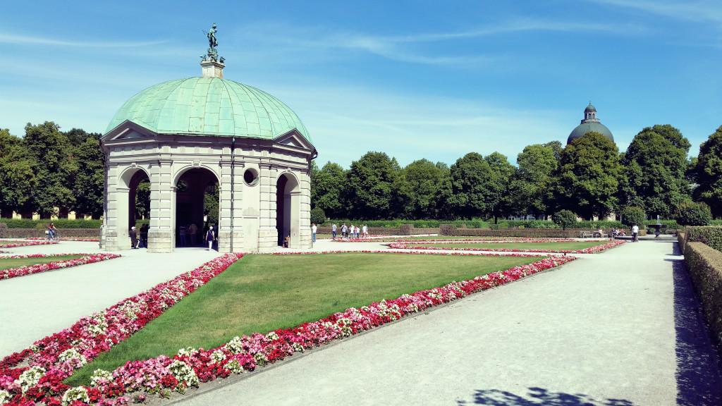 Munich garden