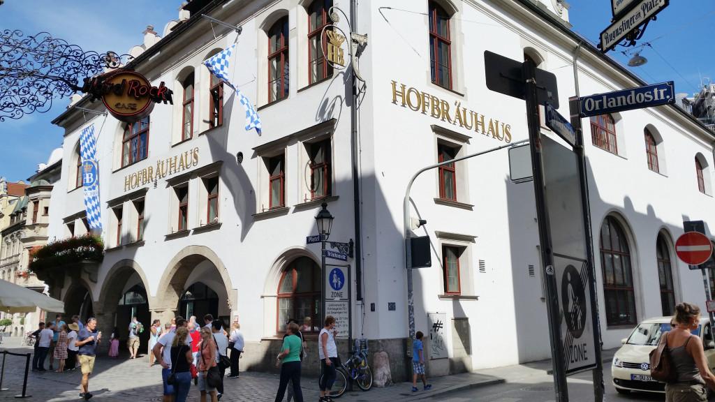 Hofbräuhaus München Munich