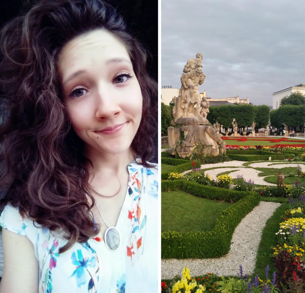 Salzburg Garden Natalie