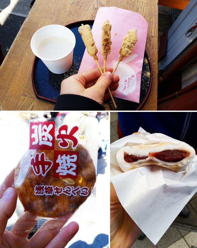 Tokyo Japan street food