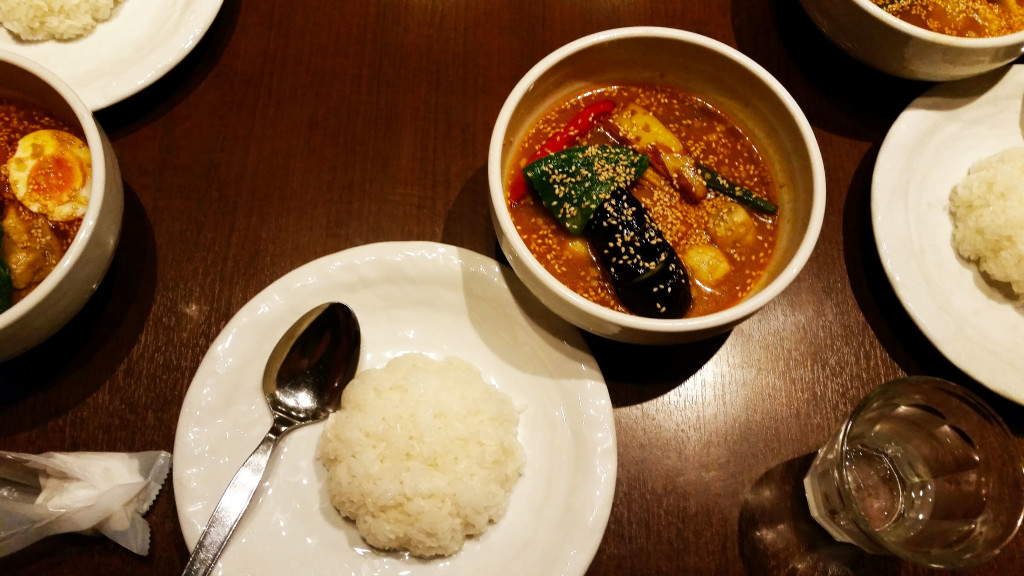 Soup Curry Tokyo