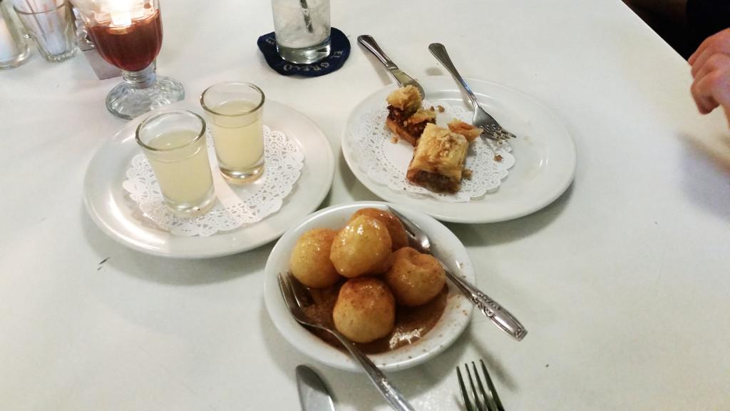 bali el greco food