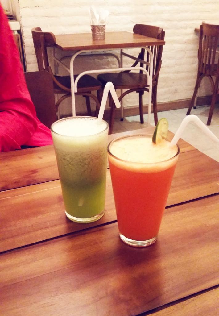 Bali fresh fruit juice