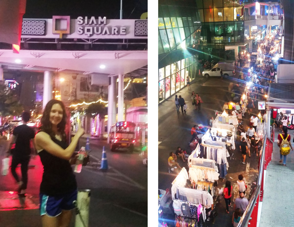 Bangkok Siam Square