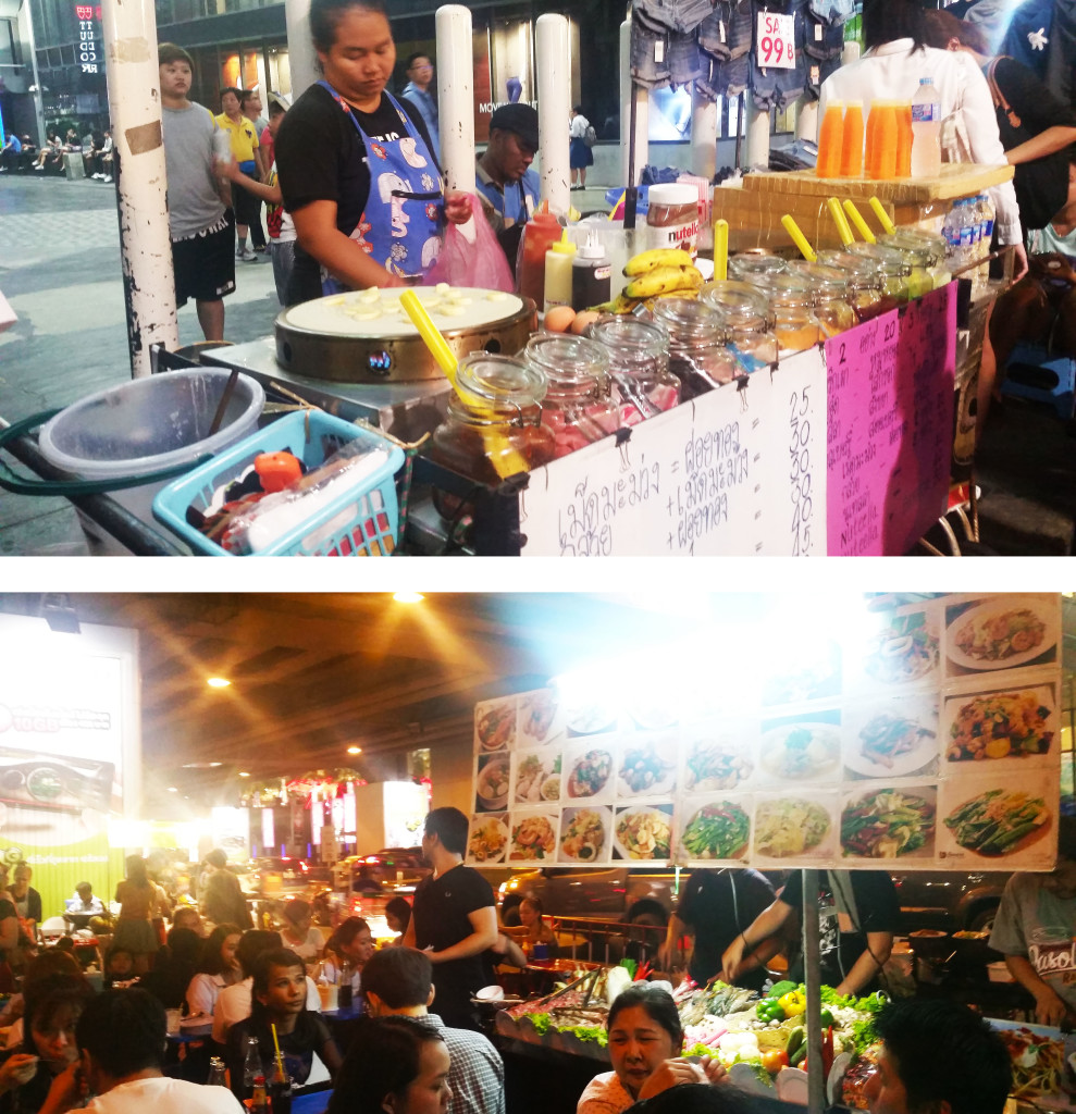 Bangkok vegan street food