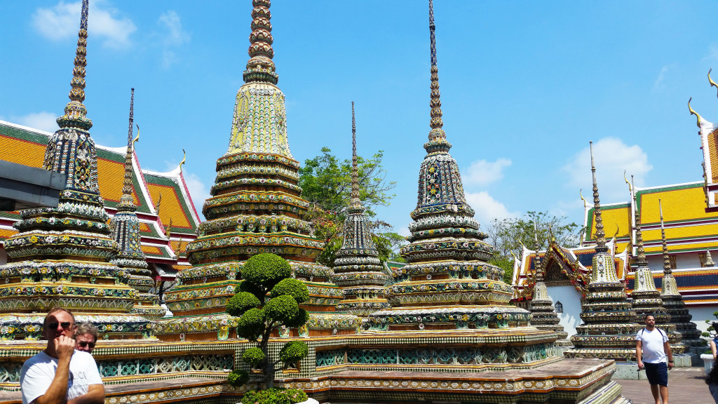 Wat Pho Building