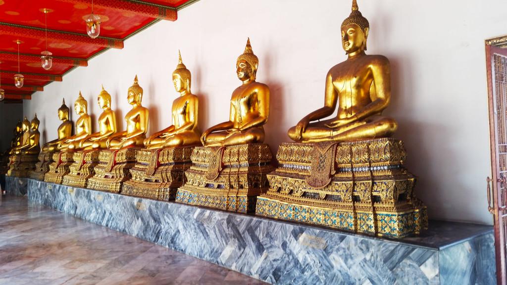 Bangkok Buddha Wat Pho