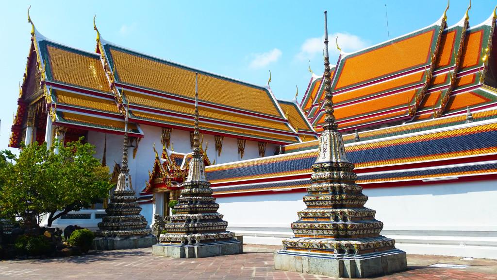 Wat Pho Towers