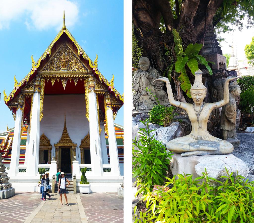 Wat Pho Statues Buddha