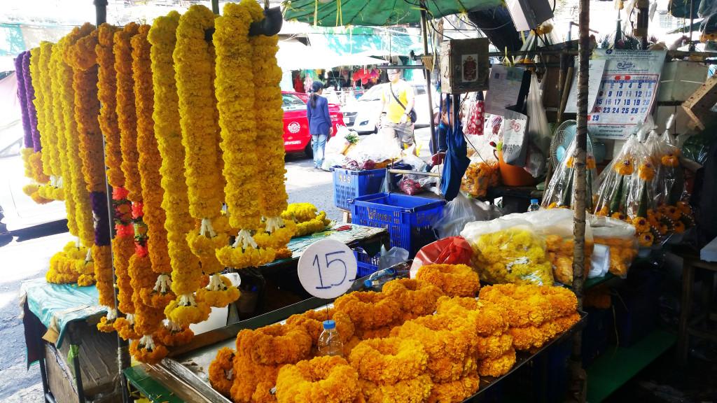 Pak Khlong Market Bangkok