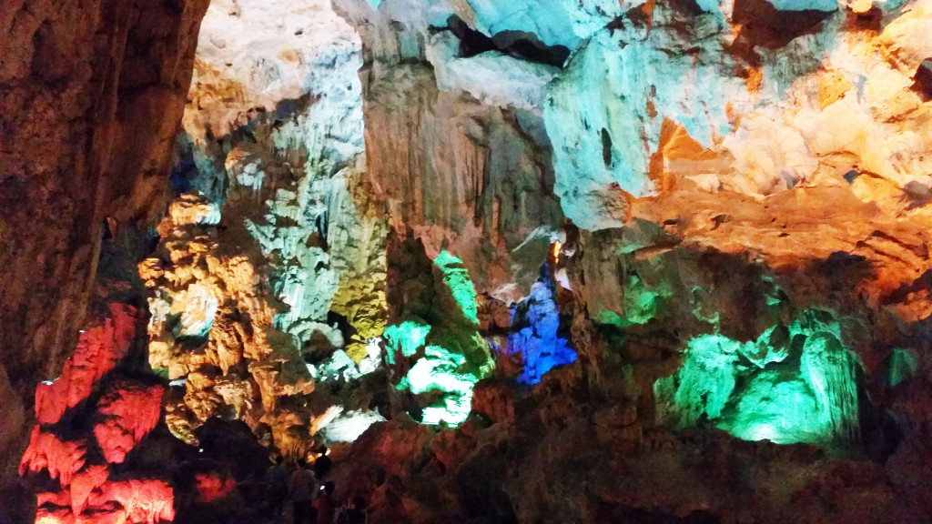 Cave ha long bay vietnam