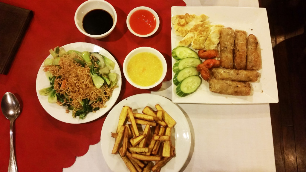 vegan food Vietnam