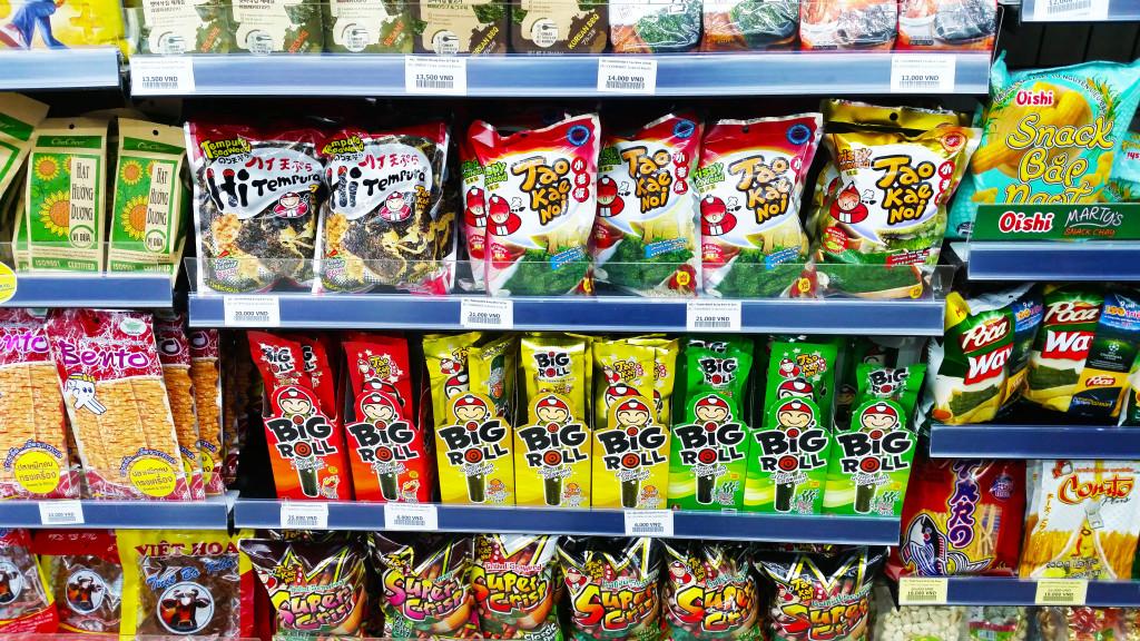 Hanoi snacks