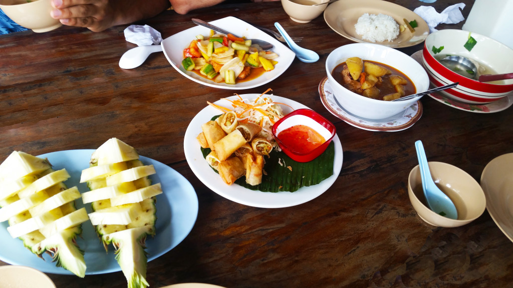 Thailand vegan food