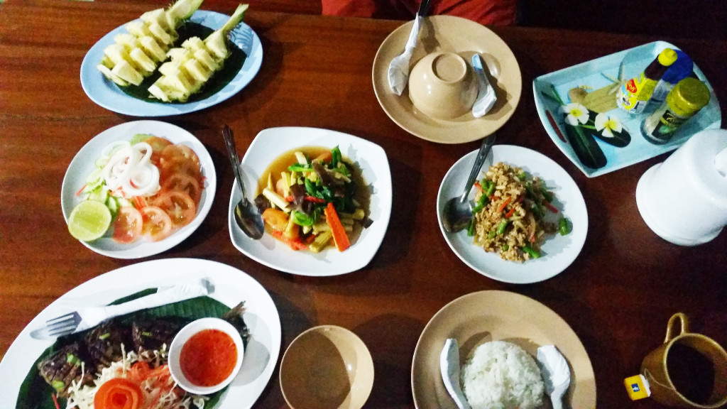 Vegan food Thailand