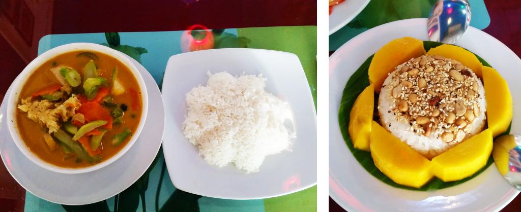 Phuket vegan thailand