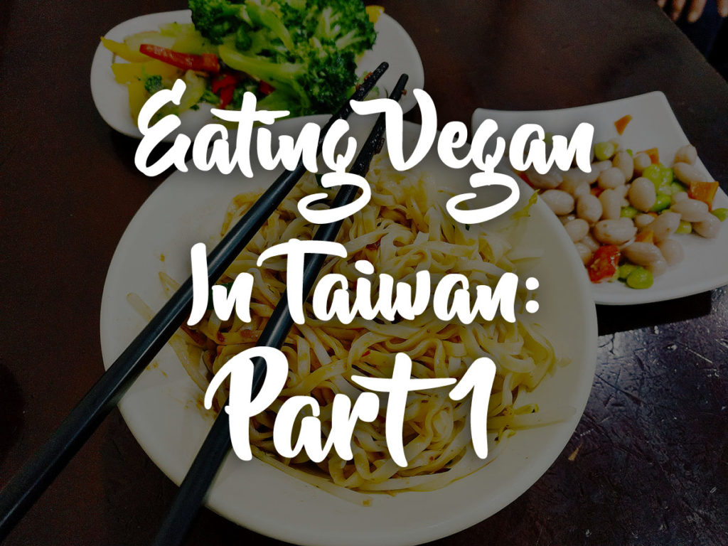 vegan food Taiwan