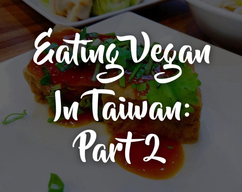 food guide Taiwan