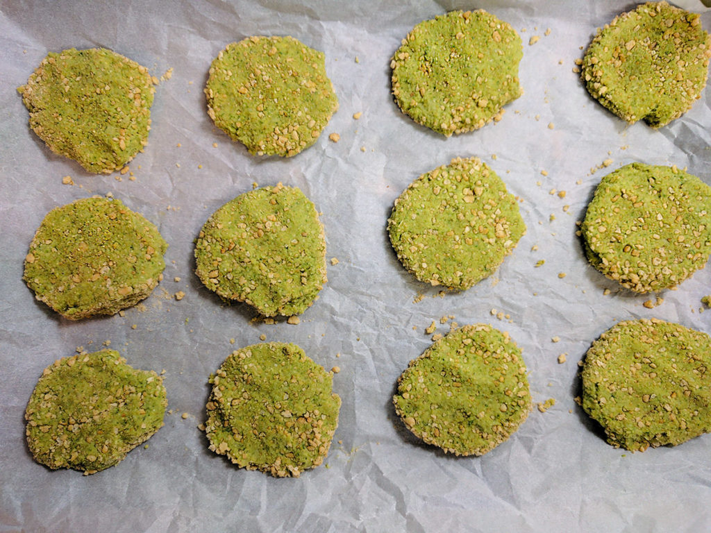 Oil free falafel | by spartanlifeblog.com