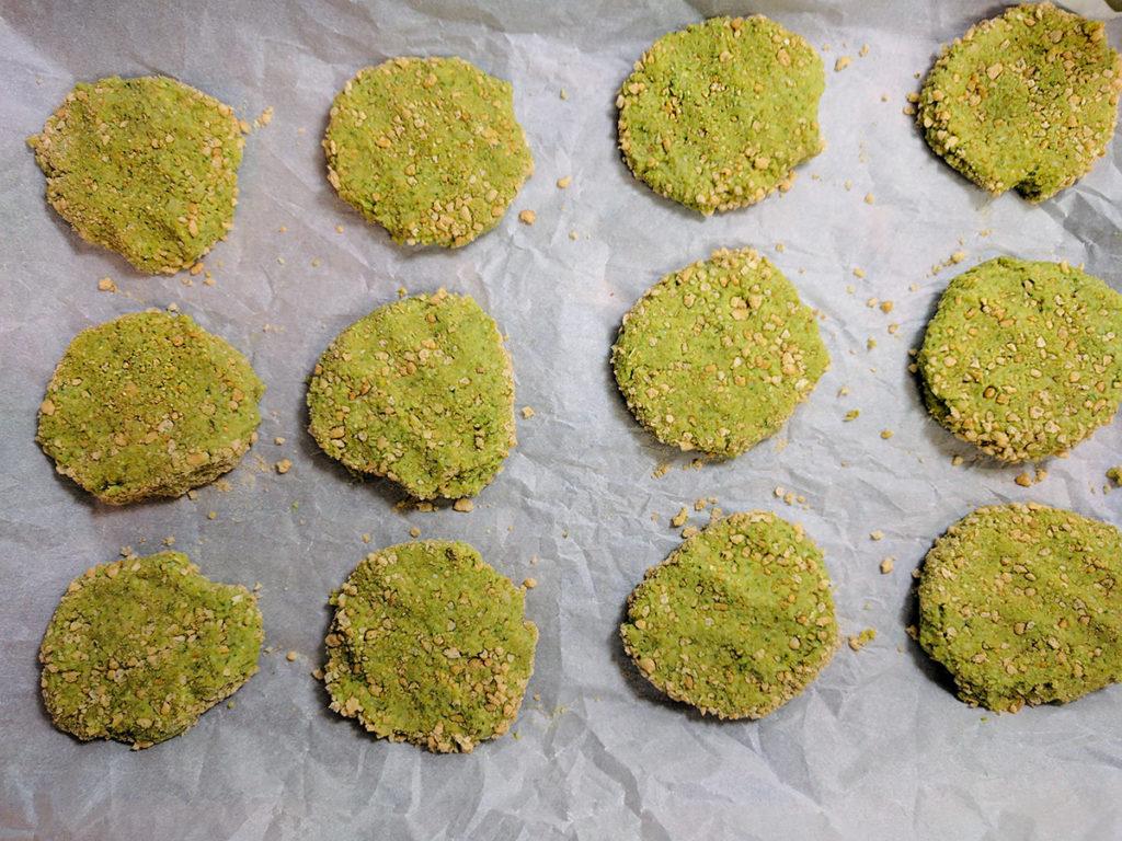 Oil free falafel | by spartanlifeblog.com