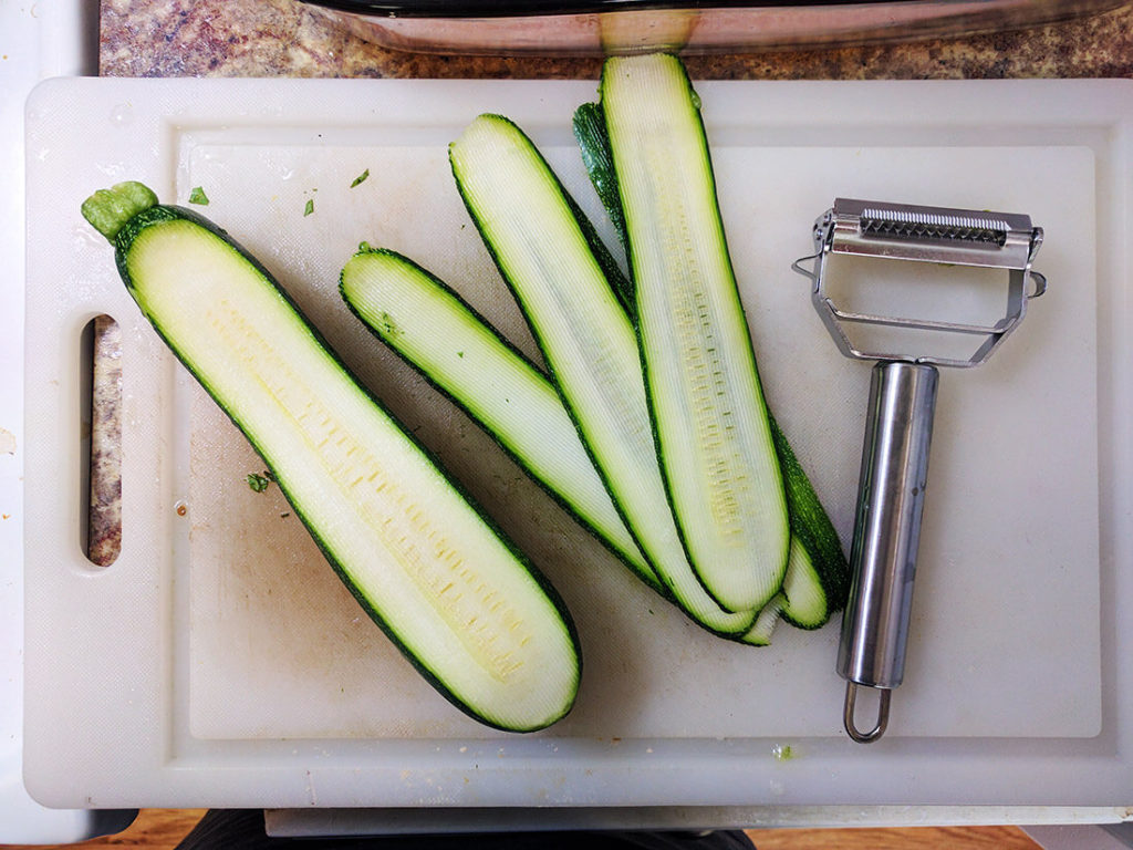 vegan zucchini roll ups