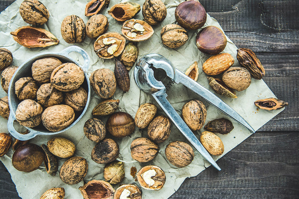 walnuts healthy fats
