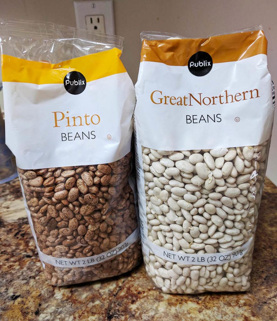 dry beans instant pot