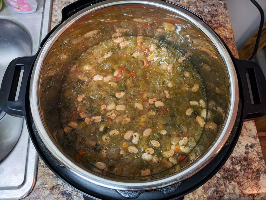 vegan instant pot soup