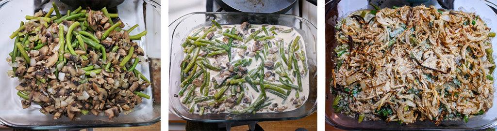 vegan green bean casserole healthy