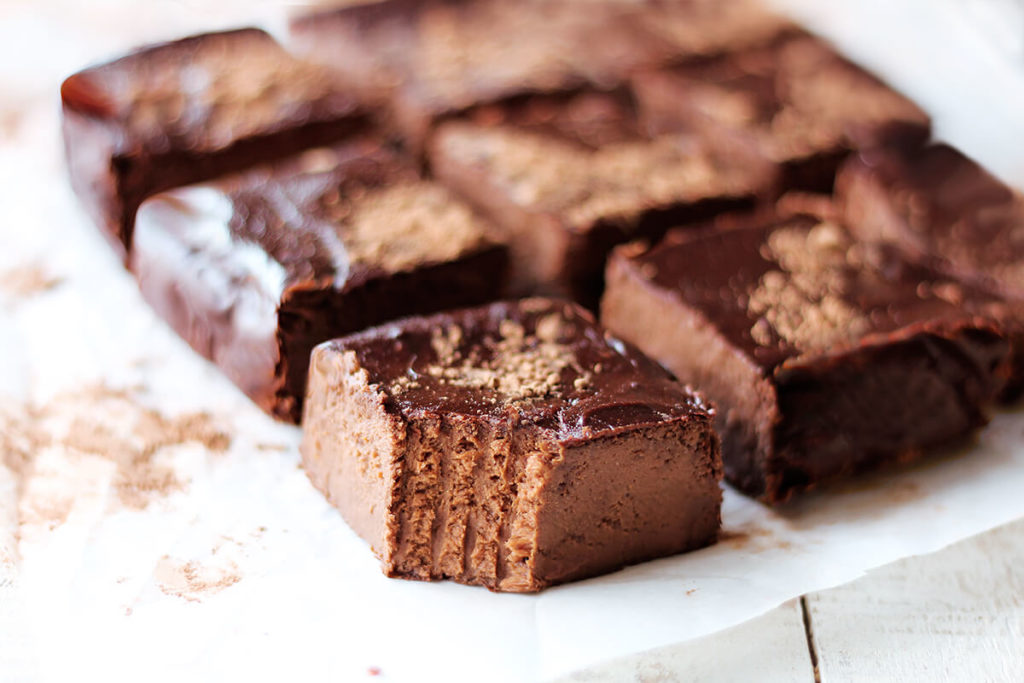 fudgy brownies vegan | spartanlifeblog.com