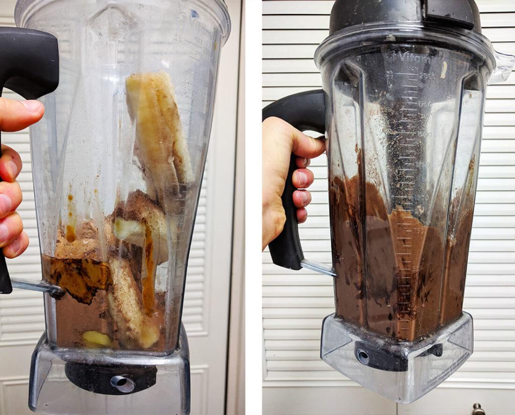 healthy fudgy brownies | spartanlifeblog.com