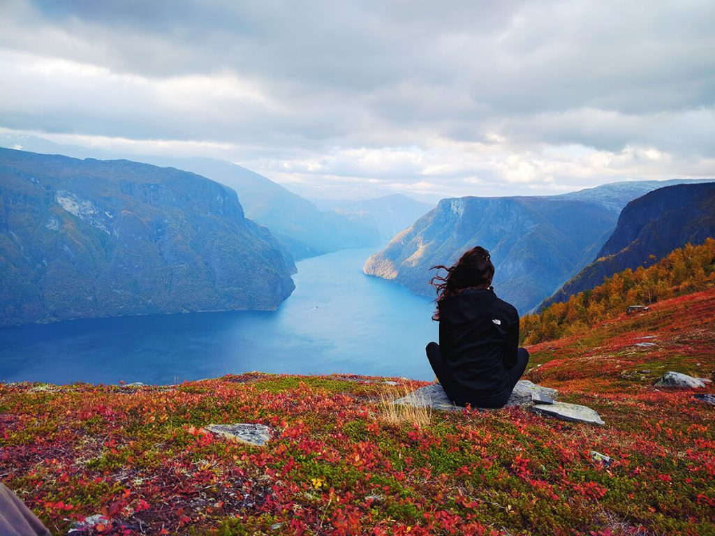 hike the fjords norway