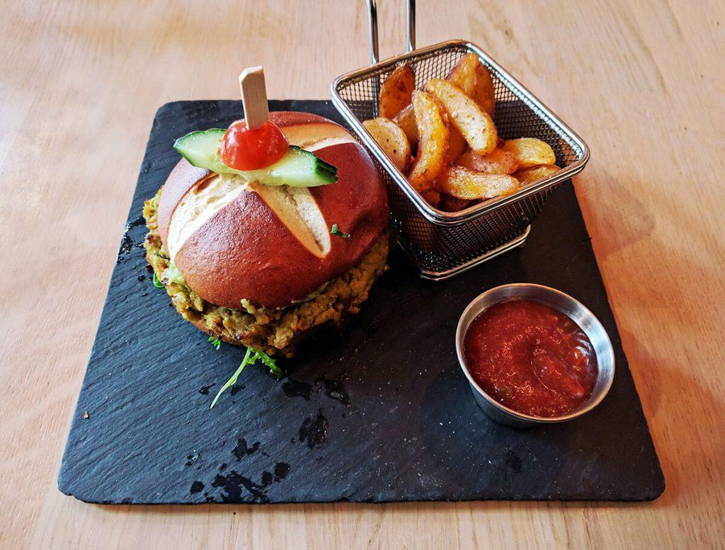 vegan burger oslo