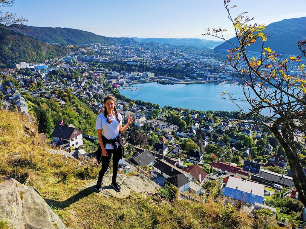 Bergen Mount Floyen