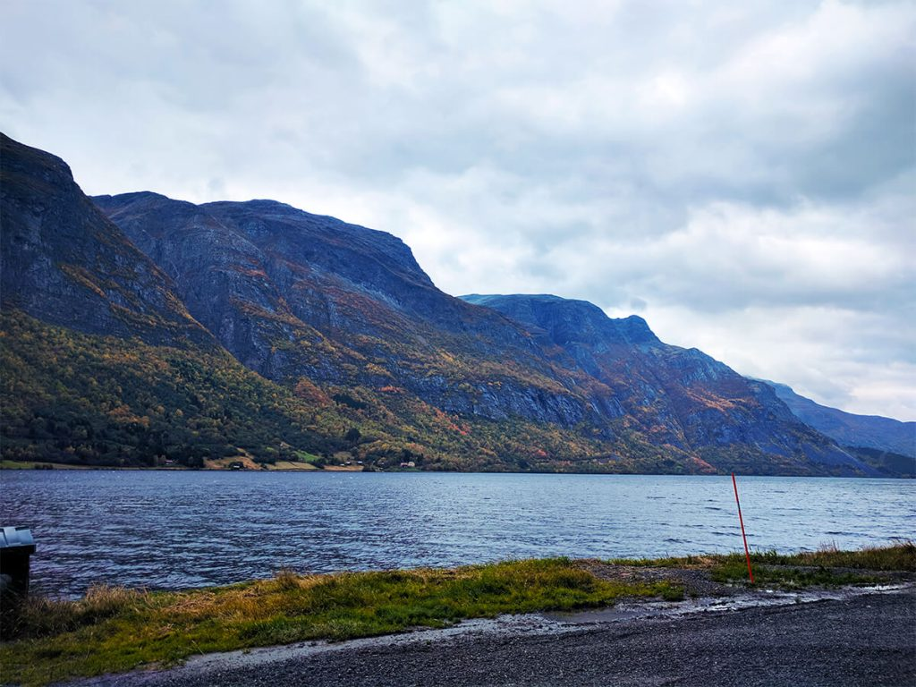 drive to Fjords Norway