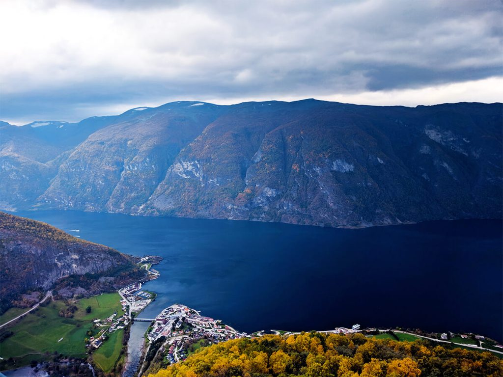 stegastein lookout norway