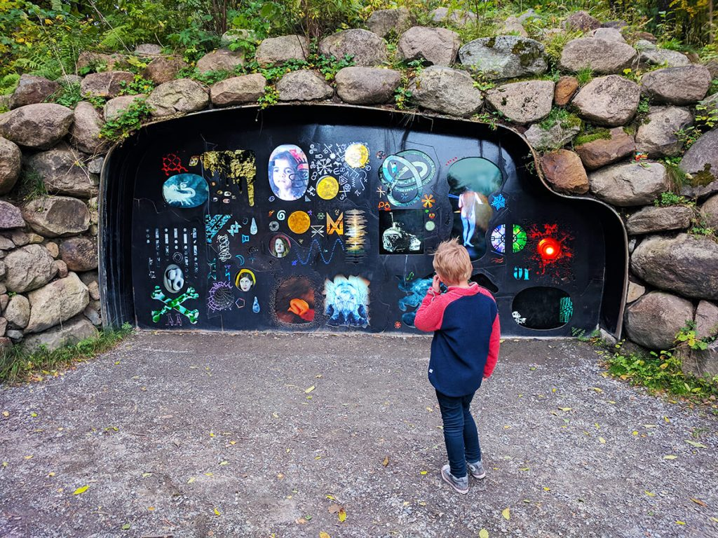 ekebergparken sculpture park klang