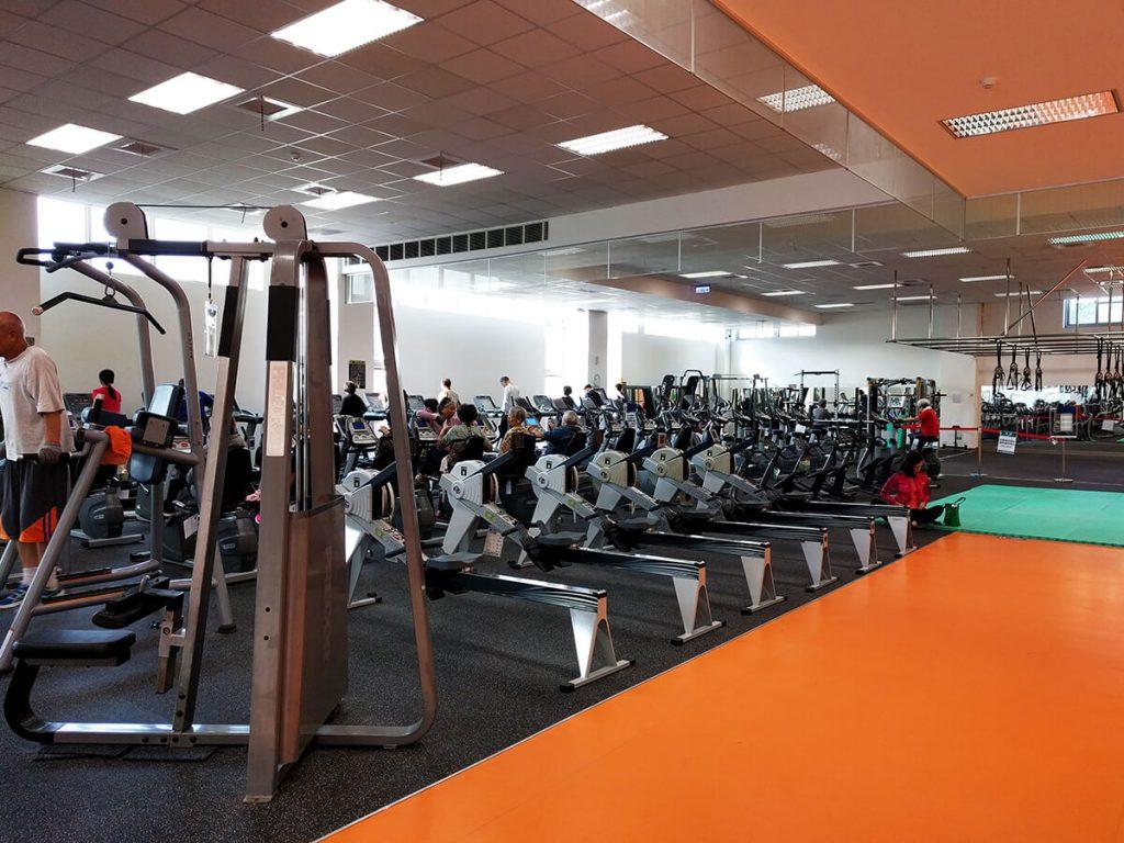 taipei gym