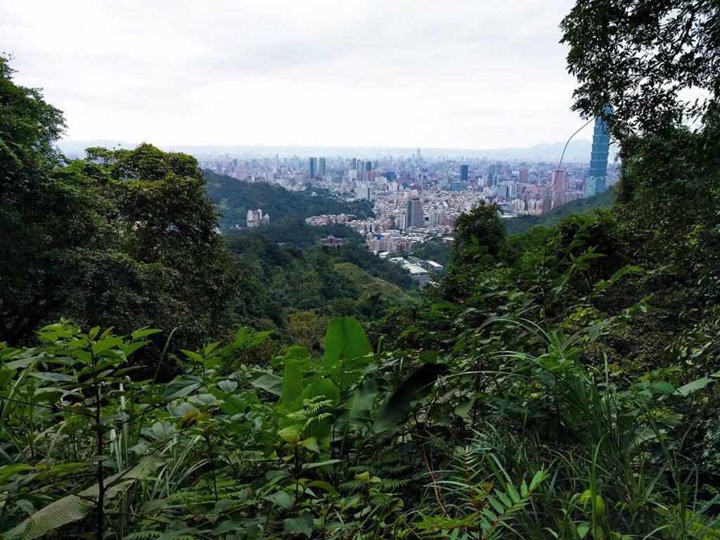 elephant mountain view