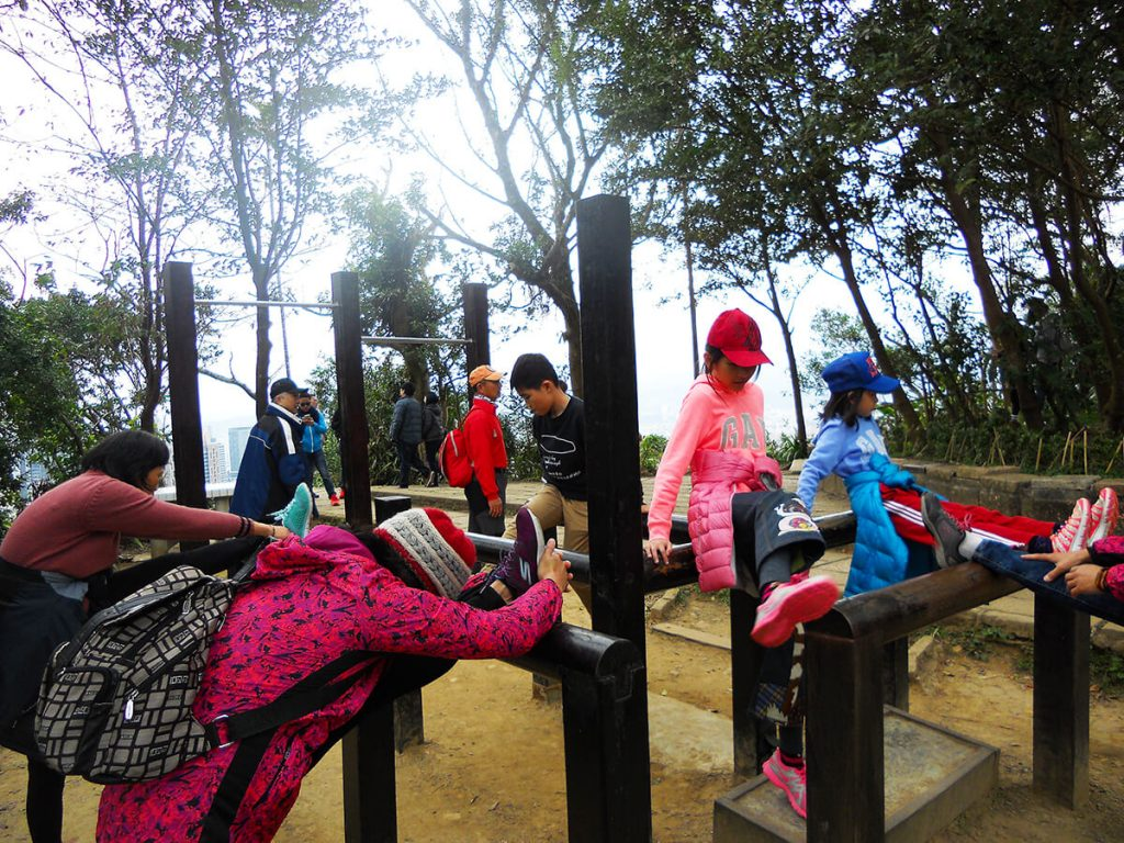 elephant mountain fitness area