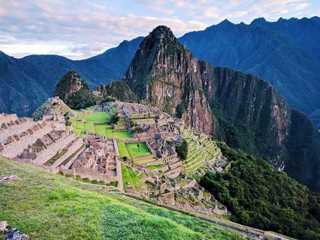 Machu Picchu Peru travel