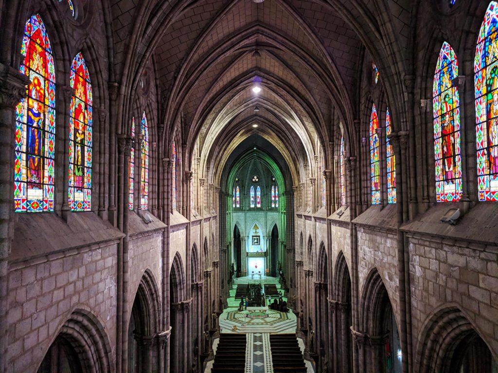 quito Basílica