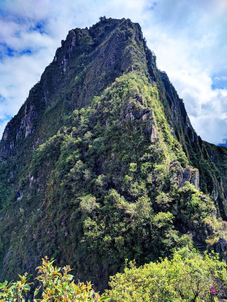 Huayna picchu climb