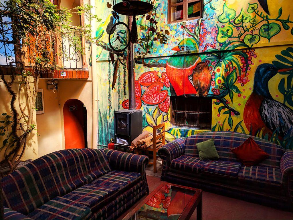 cusco pisko & soul hostel