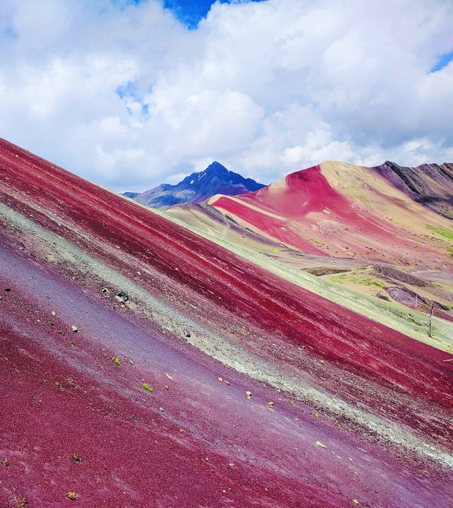 rainbow mountains peru travel