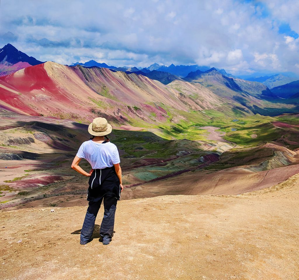 rainbow mountains cusco