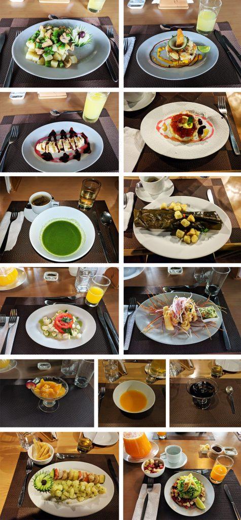 peru amazon planet food