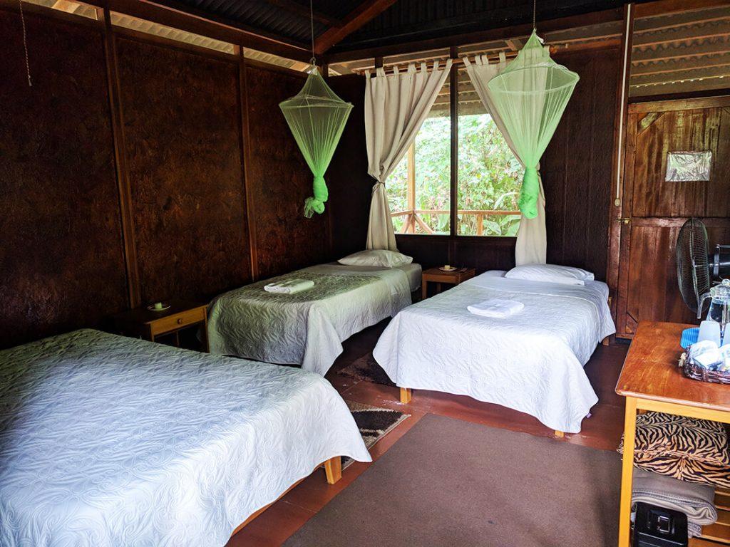 amazon rainforest bungalow